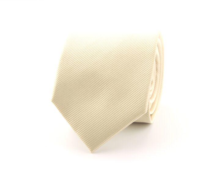 Crème stropdas