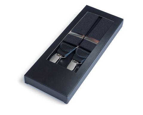 Bretels elastiek | Zwart