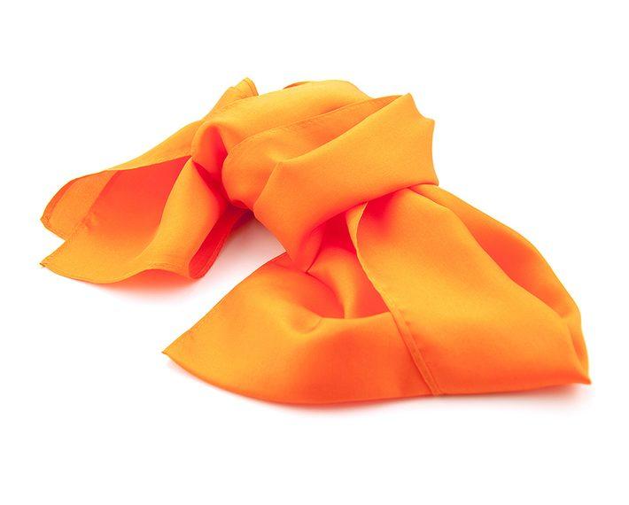 oranje bedrijfssjaal