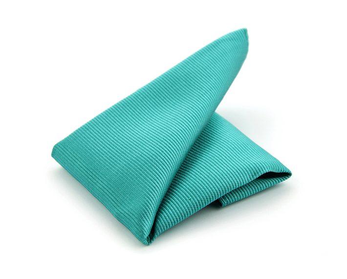 blauwe zakdoek