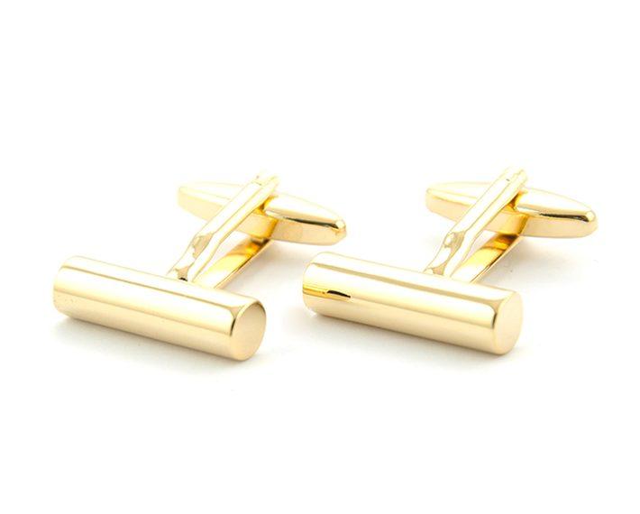 gouden manchetknopen